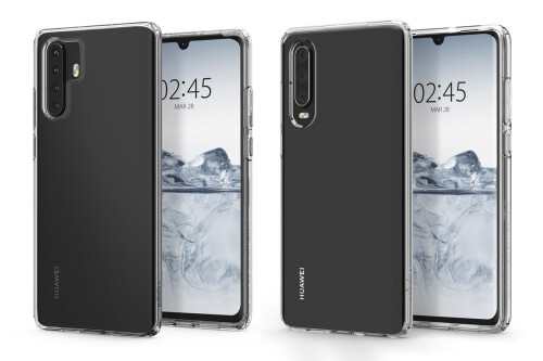 Huawei P30 and P30 Pro leaked renders