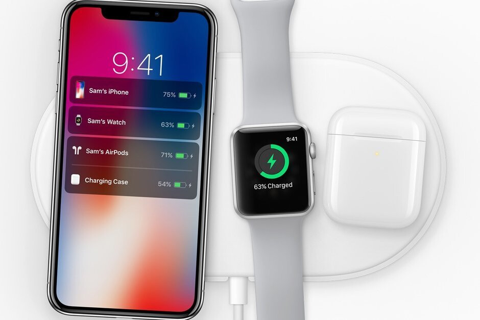 """We can't wait for AirPower to come out, even if it's only so we can finally have some actual pictures of it - AirPods 2 to also come in black, AirPower to have """"exclusive features"""", a new report suggests"""
