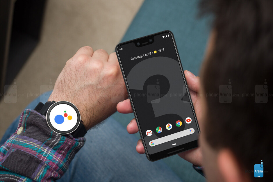 Google Pixel Watch may be coming out this year
