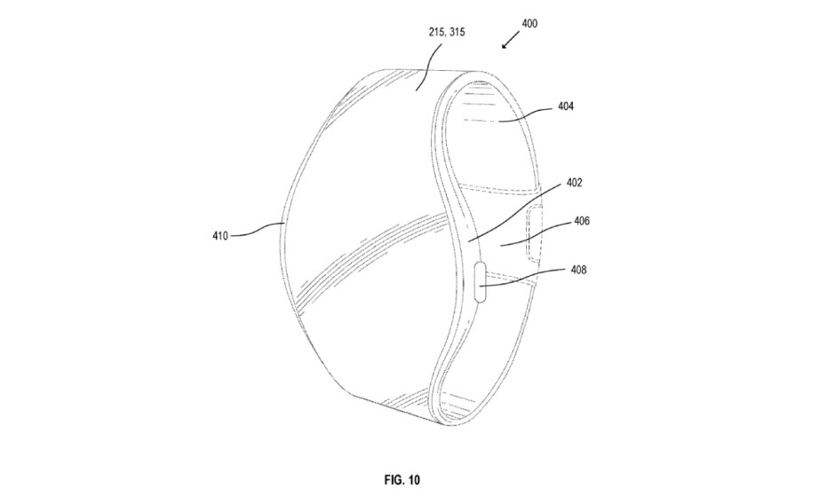 Will the Apple Watch look that sleek one day? - Apple patented rollable display tech that can be used for anything from watches to TVs