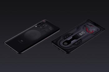 Xiaomi Mi 9 διαφανής έκδοση