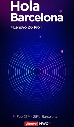 Lenovo has a new phone coming to MWC 2019 - could it pack 12GB RAM?