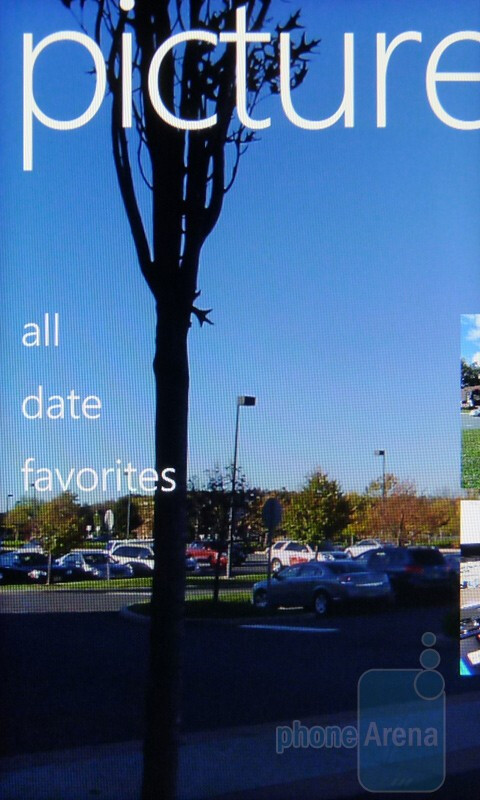 "The ""Pictures"" hub - Windows Phone 7 Walkthrough"