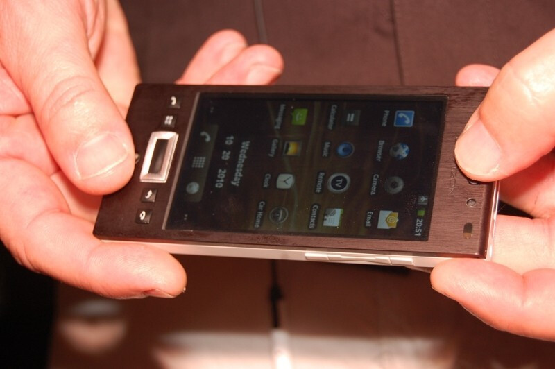 Lumigon T1 with Bang&Olufsen sound is the Danish shot at Android greatness