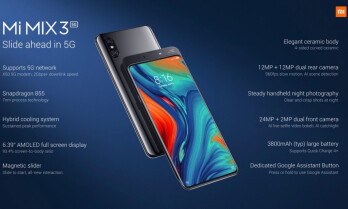 MWC 2019. Xiaomi представила свой первый 5G-смартфон