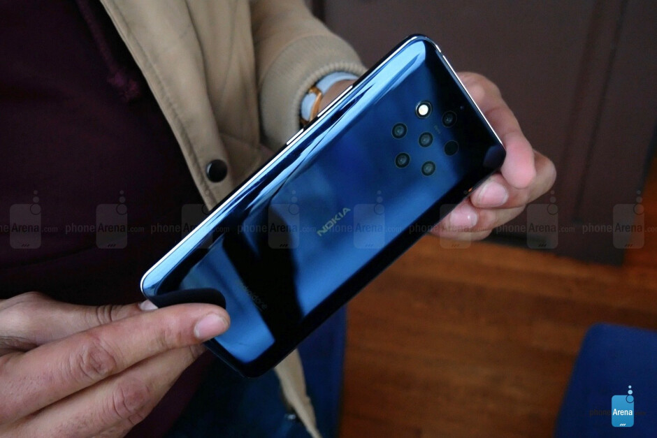 Nokia 9 PureView Hands-On: A cutting-edge Nokia flagship headed to The States!