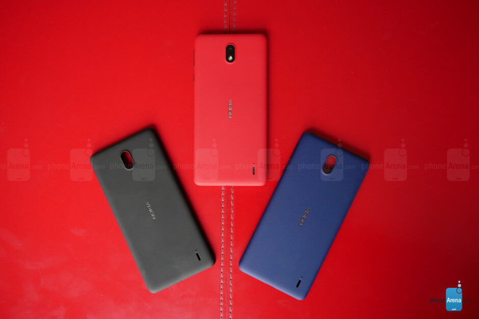 Nokia 4.2, Nokia 3, Nokia 1 Plus, and Nokia 210 hands-on: A range of mid-rangers, featuring the 210!