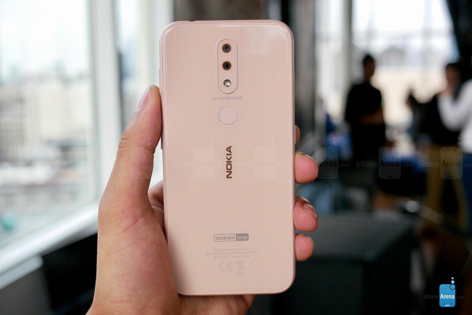 Nokia 4 2, Nokia 3, Nokia 1 Plus, and Nokia 210 hands-on: A range of