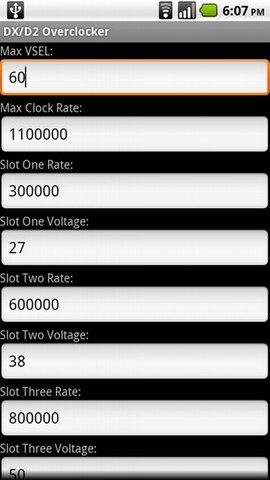 Want your Motorola DROID X or DROID 2 to live life in the fast lane? - Overclock your Motorola DROID X or DROID 2 with a 99 cents app