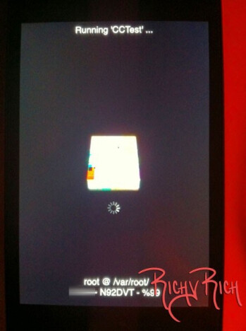 More images of the CDMA iPhone 4 leaked?