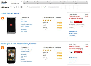 New web site layout coming to Verizon Wireless