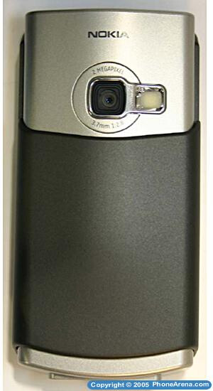 New unannounced version of Nokia N70 (Nokia N70-5) to lack UMTS and second camera