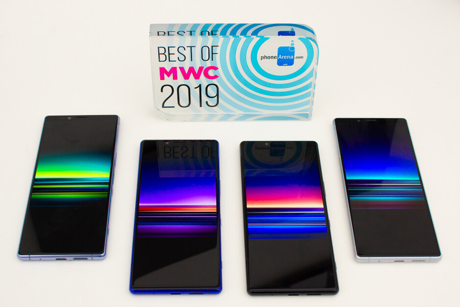 Best of MWC'19: It's awards time!