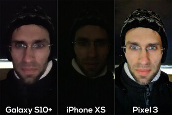Galaxy S10+ vs Pixel 3 vs iPhone XS: NIGHT camera comparison