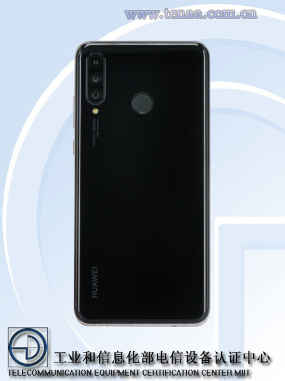 Huawei P30 Lite live photos showcase triple-camera setup, large display