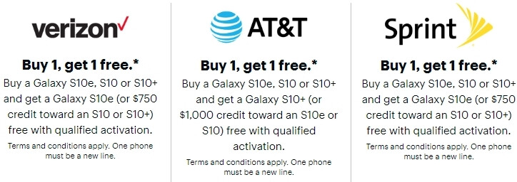 Best Galaxy S10 deals at T-Mobile, Verizon, AT&T, Best Buy, Walmart and Samsung
