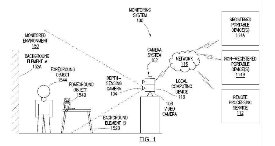 But why is the cat the most detailed element of this picture? - Apple buys AI camera patents from defunct home security company
