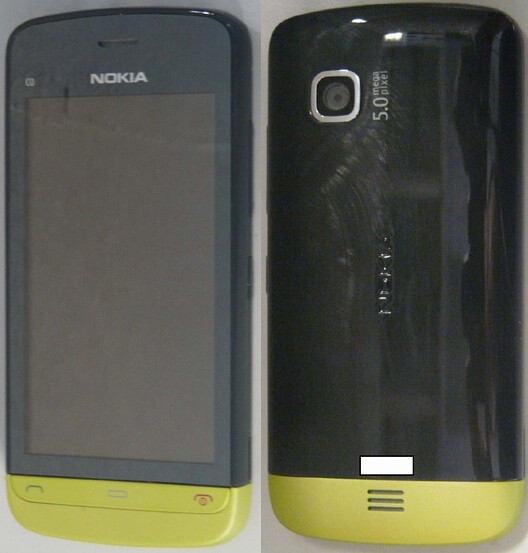 No 3G love for North America with the Nokia C5-03 - Nokia C5-03 receives its FCC approval, but lacks North America 3G support