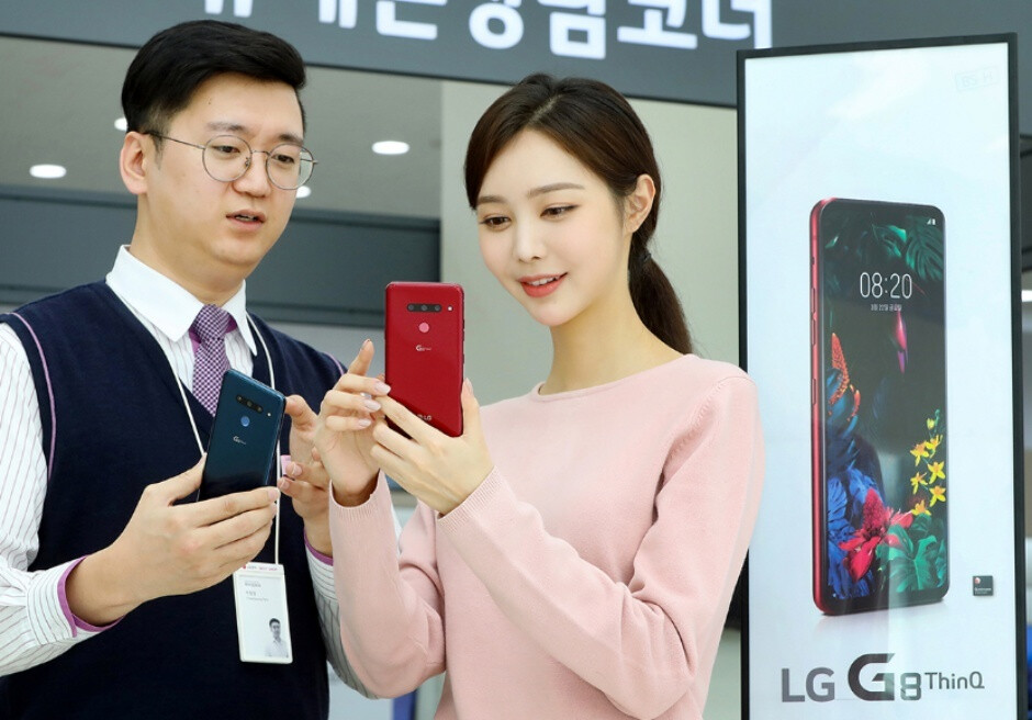 LG G8 ThinQ gets a domestic price that should make US bargain hunters very happy