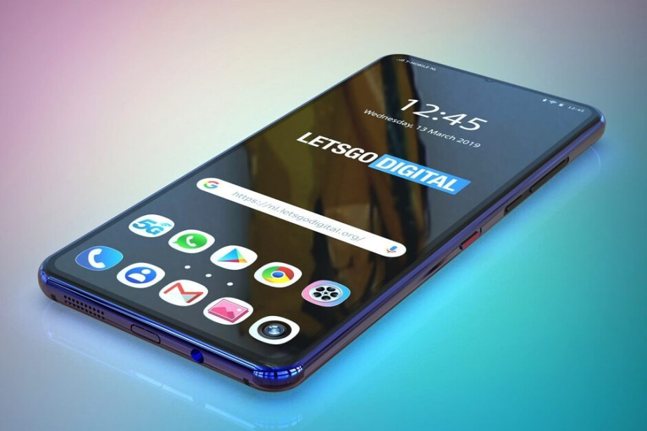 Is this what Huawei's next-gen flagships will look like?