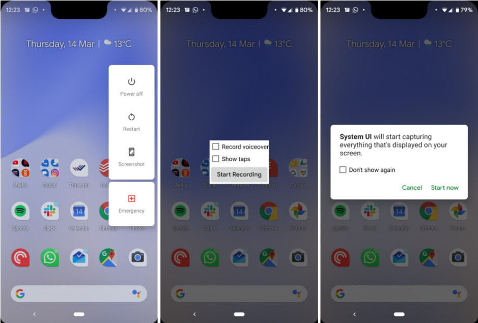 Android Q will offer screen recording - Google includes two minor, but useful features with Android Q beta