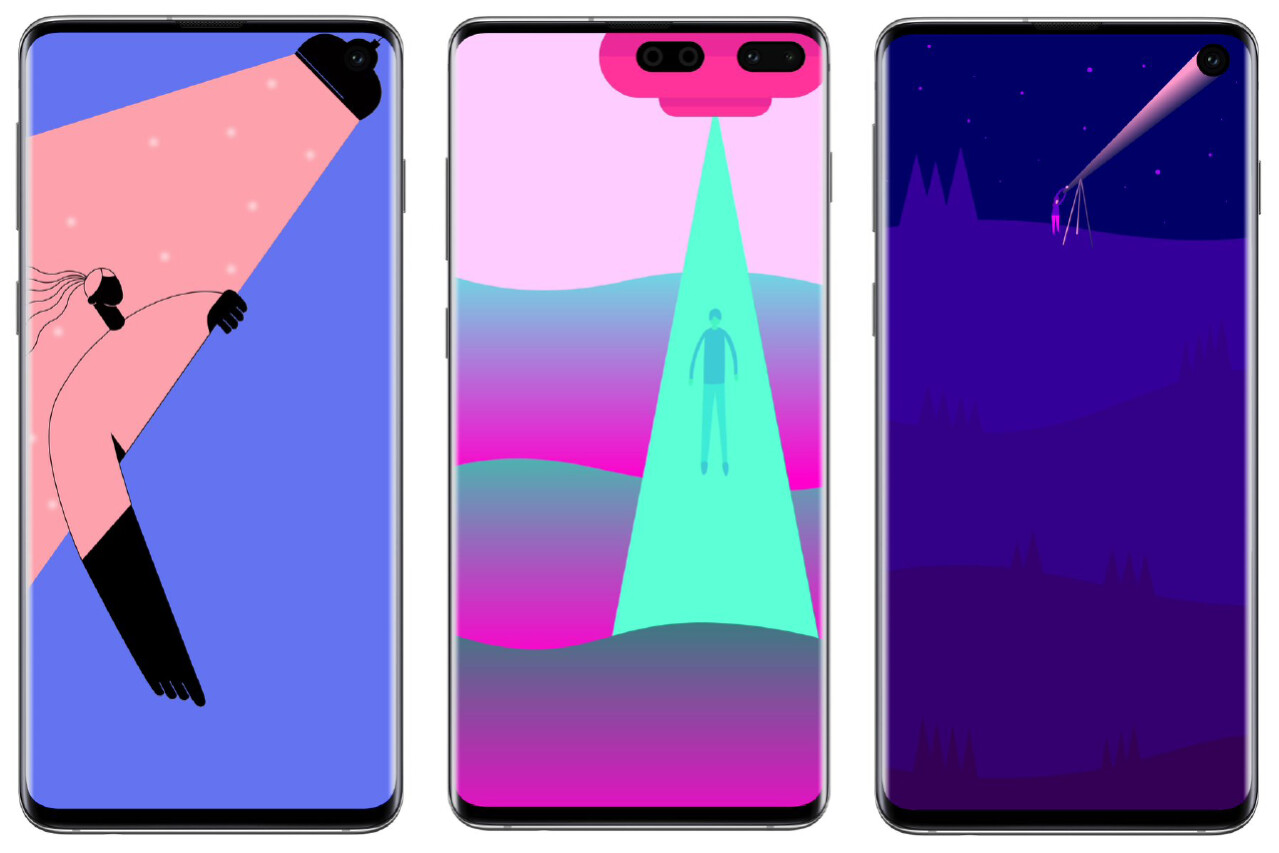 Don't like the Galaxy S10's display cutout? Samsung's latest