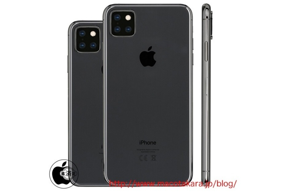 This is what inside sources are expecting right now - Both the iPhone 11 and 11 Plus could sport three rear cameras... in certain configurations