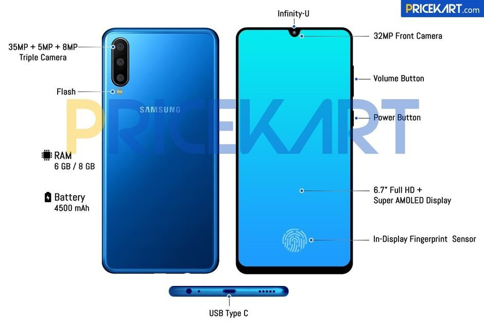 Samsung's next Galaxy smartphones will arrive April 10