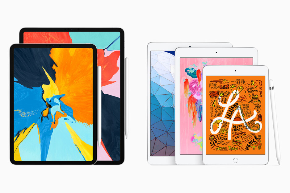 New iPad Air goes official with latest A12 chip, slim and light look, but no Face ID