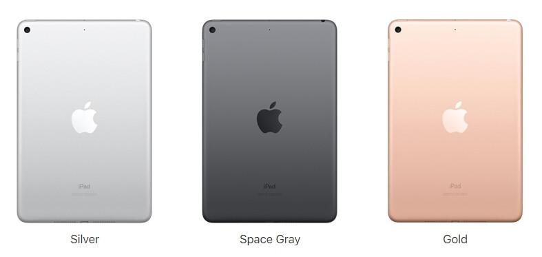 Apple iPad mini 5 (2019) vs iPad mini 4 (2015), what's new
