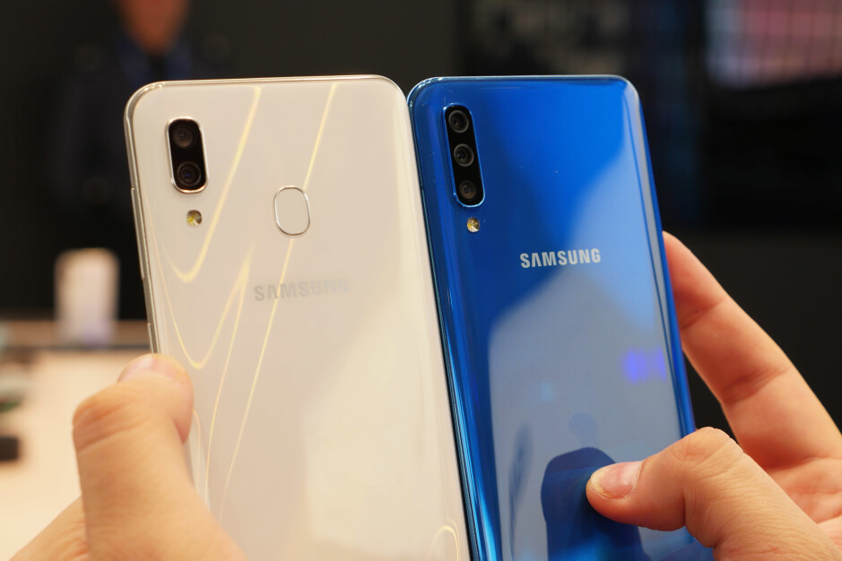The Samsung Galaxy A30 & A50 - The Galaxy S10 has helped Samsung triple its market share in China