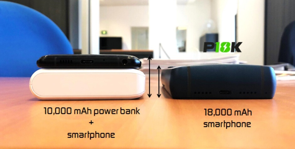 The phone with the world's largest battery moves one step closer to market