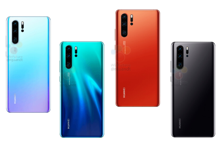 These new Huawei P30 Pro camera details make us tremble with anticipation