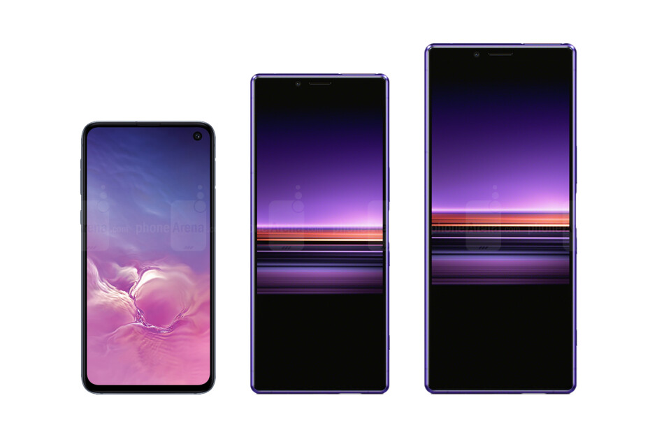 Galaxy S10e vs Xperia 10 Plus vs Xperia 10 Ultra - Here's what the 7-inch Sony Xperia 10 Ultra might look like