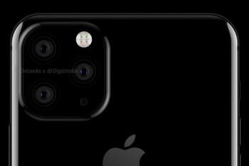 Alleged iPhone 11 prototype design