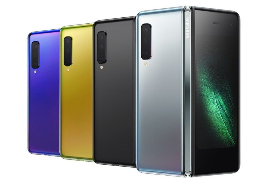 Samsung Galaxy Fold release dates confirmed for key global markets