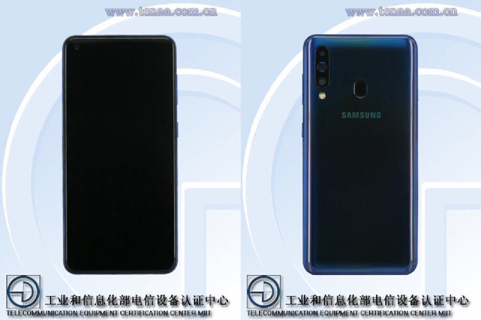 The Samsung Galaxy A60 & A70 just leaked out alongside some key specs