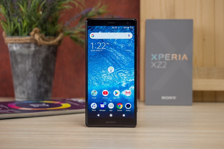 The Xperia 2 could basically follow in the footsteps of the Xperia XZ2 - Sony Xperia 2 rumor games begin with an interesting spec sheet and September release