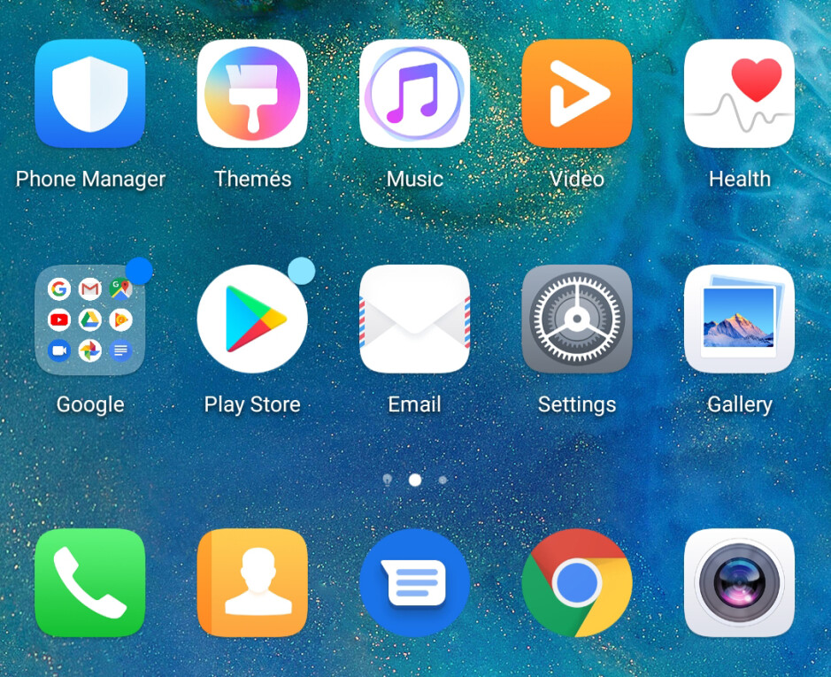 Huawei needs to reimagine the ugly EMUI interface