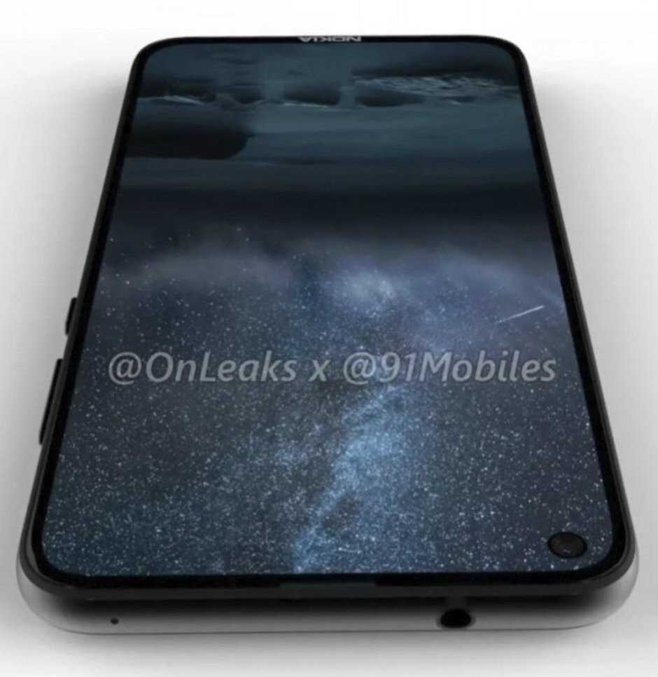 Nokia 8.1 Plus - The first Nokia phone with hole-punch screen and 48MP camera will be revealed on April 2