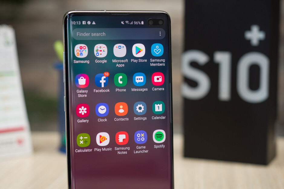 The Samsung Galaxy S10+ seems to be the most popular model - The Galaxy S10 is hugely outperforming the Galaxy S9 in yet another market