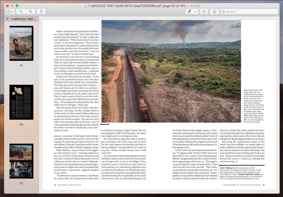 Text, pictures, all is there for your enjoyment - Apple News+ desktop app flaw allows full download of magazines without subscription