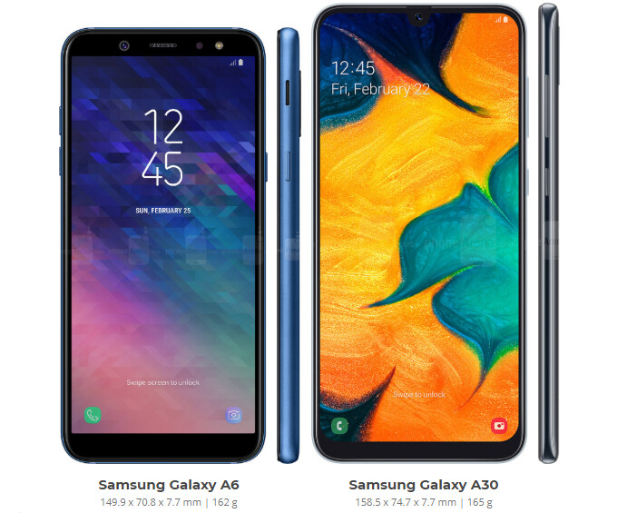 Not pricey, yet elegant: Samsung Galaxy A30 is now (unofficially) sold in the US, 1-year warranty included