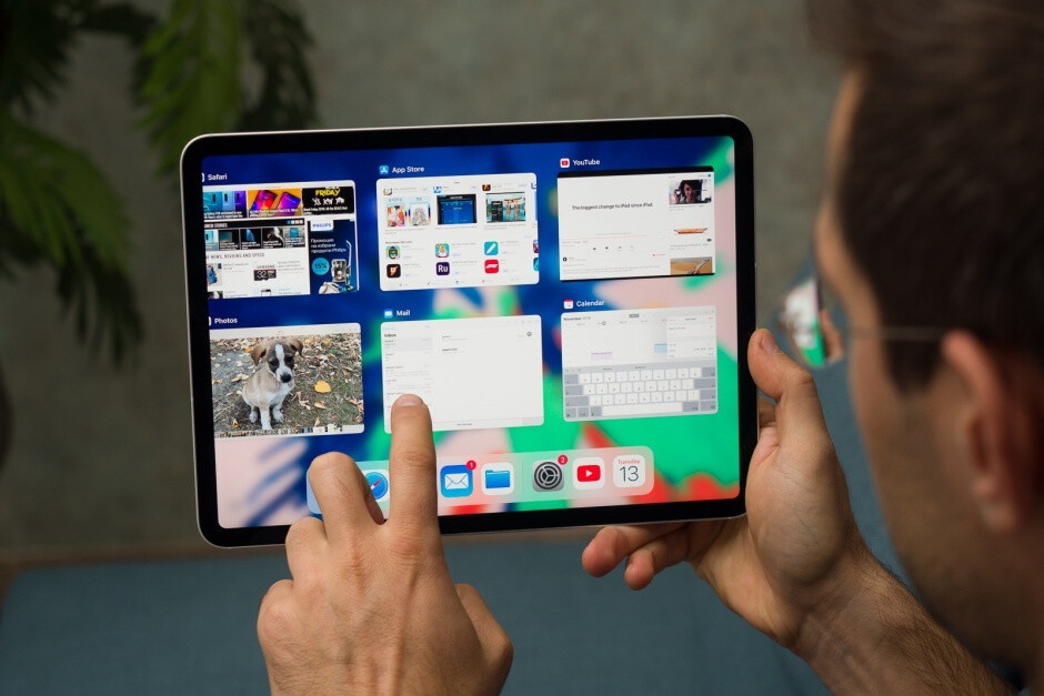 Apple's 11-inch iPad Pro is an absolute powerhouse - Samsung has a Galaxy Tab S5 with a top-notch SoC in the pipeline, but don't get too excited
