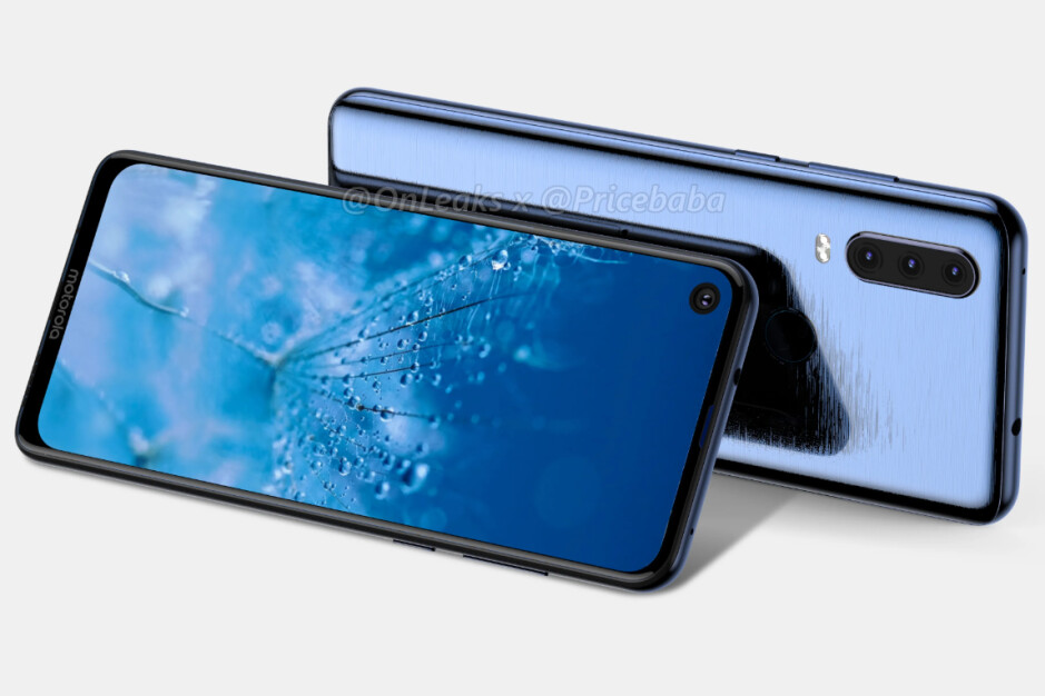 Take a look at Motorola's first triple-camera smartphone