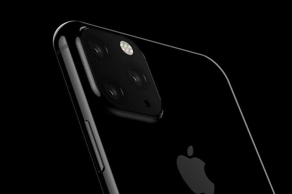 Alleged iPhone XI prototype design - Apple's 2019 iPhones will reportedly feature bigger batteries