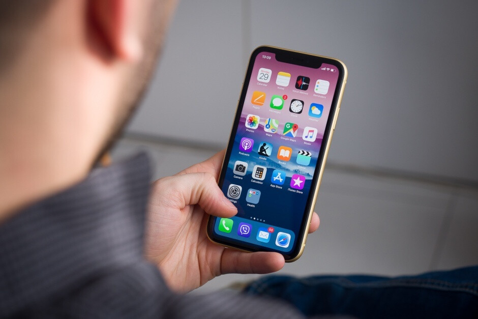 The iPhone XR sports a good but not great LCD screen - Apple is reportedly preparing big changes for its 2020 iPhone screens