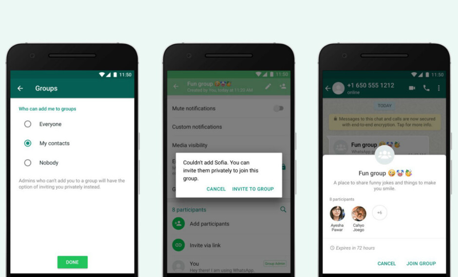 WhatsApp is now rolling out one very important privacy feature