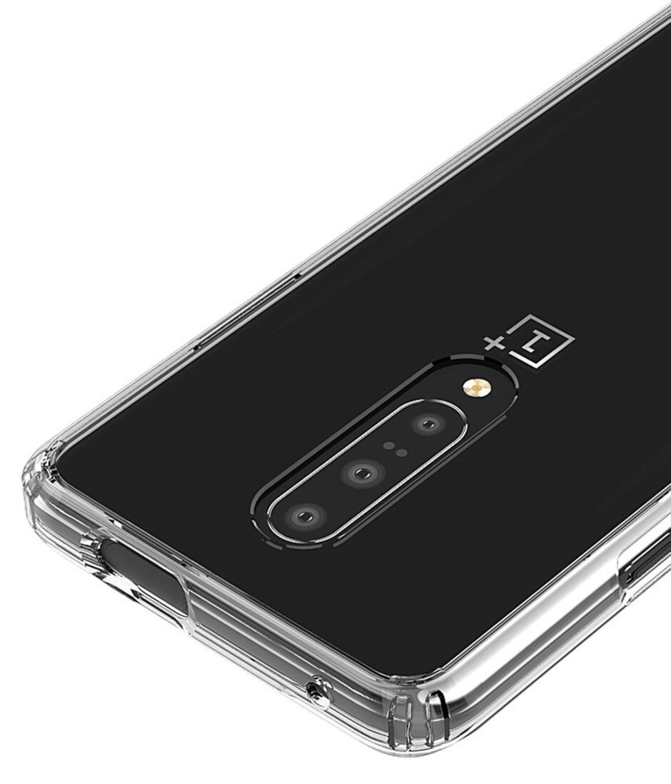 Leaked OnePlus 7 case renders provide a closer look at the flagship's design