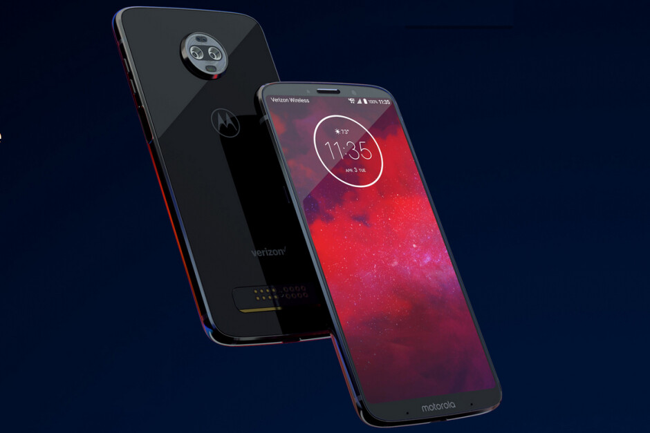 The Moto Z3 - Verizon activates mobile 5G in two markets; only one phone can use it now